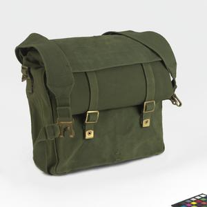 Haversack, 1937 pattern (with fitted cape/groundsheet)
