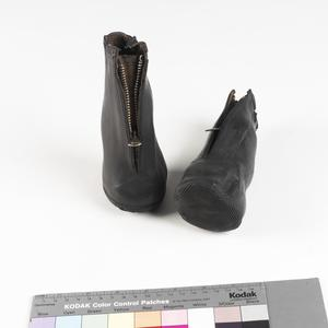 boots, rubber, anti-gas, small animal