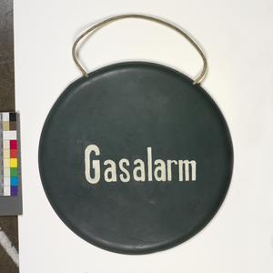 Gas Alarm Gong