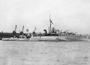HMS EGRET