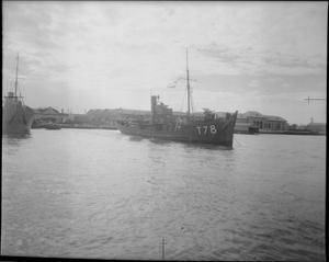 HMS KENNET