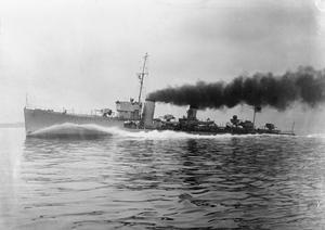 HMS TENEDOS