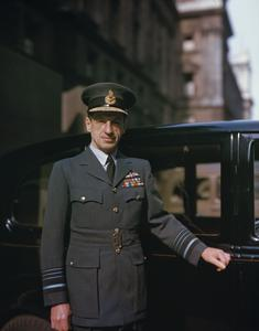 AIR CHIEF MARSHAL SIR CHARLES PORTAL, KCB, DSO, MC, CHIEF OF AIR STAFF 1940-1945
