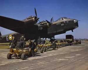 THE ROYAL AIR FORCE IN BRITAIN, APRIL 1942