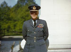 THE ROYAL AIR FORCE IN BRITAIN DURING THE SECOND WORLD WAR