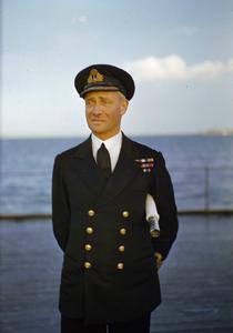 ON BOARD HMS KING GEORGE V, NOVEMBER 1942