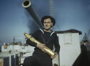 THE ROYAL NAVY, NOVEMBER 1943