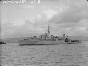HMS WOODCOCK