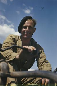 THE BRITISH ARMY IN ITALY, APRIL 1944