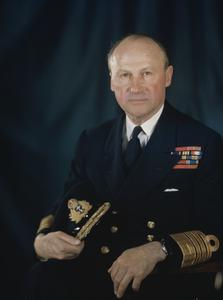 THE ROYAL NAVY DURING THE SECOND WORLD WAR: PERSONALITIES