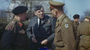 """PREPARATIONS FOR """"OPERATION VARSITY"""", THE CROSSING OF THE RHINE, AT WALBECK, GERMANY, 22 MARCH 1945"""