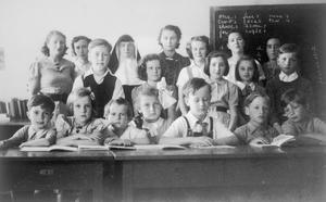 LIEBENAU INTERNMENT CAMP FOR WOMEN AND CHILDREN, NEAR KONSTANZ, GERMANY, 1941 - 1945