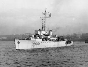 HMS FELICITY