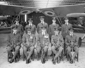 DUXFORD AIRFIELD 1918-1939