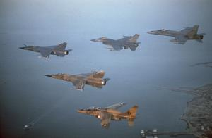 UNITED STATES ARMED FORCES IN THE GULF WAR 1991