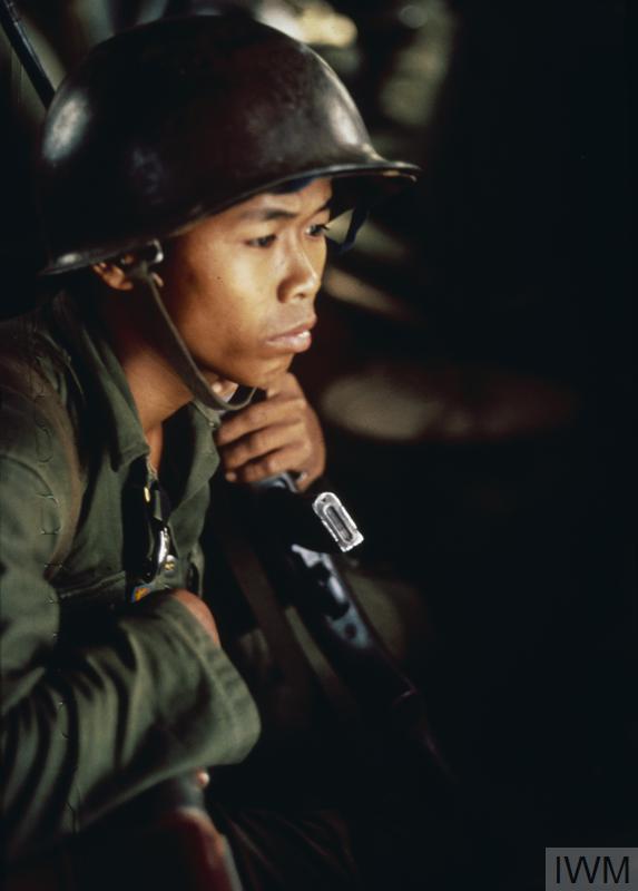 THE VIETNAM WAR 1962 - 1975 (CT 224)