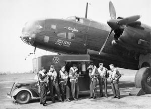 AIRCRAFT OF THE ROYAL AIR FORCE, 1943