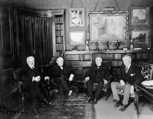 THE PARIS PEACE CONFERENCE, 1919-1920