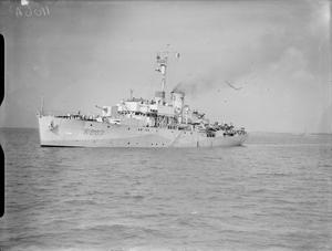 HMS MONKSHOOD