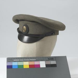 Cap, M1907 Service Dress: Officer's, Imperial Russian Army