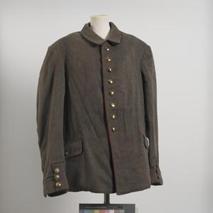 Jacket, M1910: O/Rs, Foot Artillery