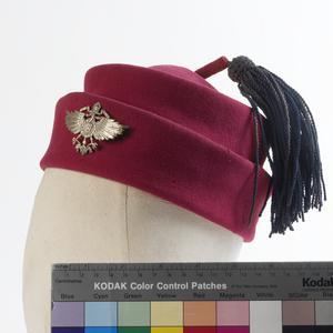Hat (Fez), German Colonial Askari