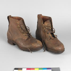 Boots, ankle, O/Rs (British)