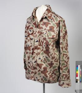 shirt, camouflaged (Iraqi)