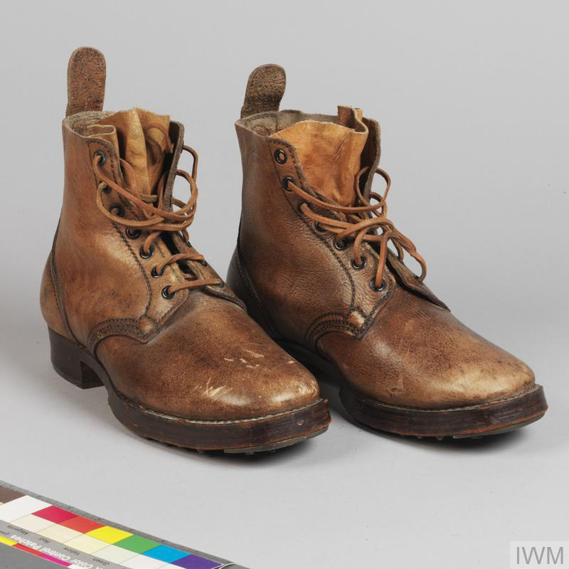 Boots Type B5 Brown O Rs British Army Uni 12626