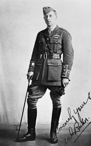 FIRST WORLD WAR VICTORIA CROSS HOLDERS' PORTRAITS (AVIATION)