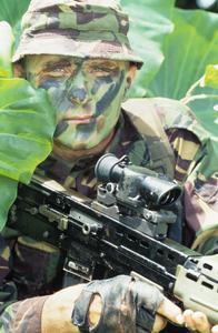 THE BRITISH ARMY 1976 - 2000