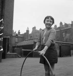 DIPHTHERIA IMMUNISATION SCHEME, LONDON, ENGLAND, 1941