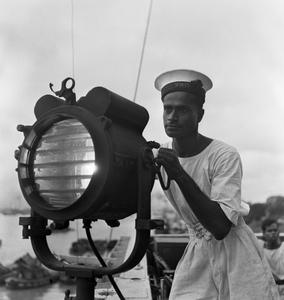 THE ROYAL INDIAN NAVY DURING THE SECOND WORLD WAR