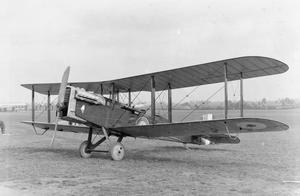AIRCRAFT OF THE FIRST WORLD WAR 1914-1918