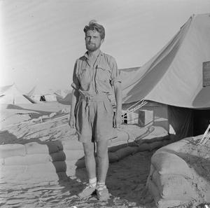 THE SPECIAL AIR SERVICE (SAS) IN NORTH AFRICA DURING THE SECOND WORLD WAR
