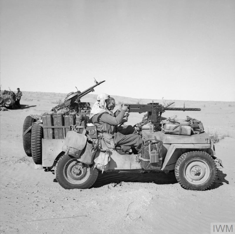 THE SPECIAL AIR SERVICE SAS IN NORTH AFRICA DURING THE