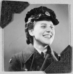 PORTRAITS OF WAAF SERVICEWOMEN BASED AT RAF WATNALL, HEADQUARTERS OF NO. 12 GROUP ROYAL AIR FORCE FIGHTER COMMAND DURING THE SECOND WORLD WAR