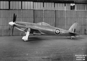 BRITISH POST WAR AIRCRAFT