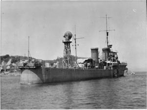 HMS THRACIAN