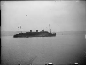 SS EMPRESS OF BERMUDA