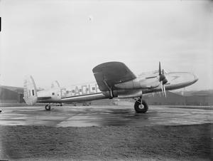 AIRCRAFT OF THE ROYAL AIR FORCE, 1939-1945: AVRO 691 LANCASTRIAN