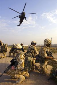 OPERATION TELIC:  BRITISH FORCES IN IRAQ 2003