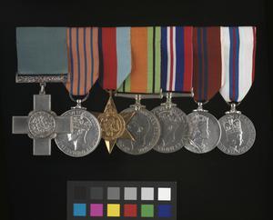 George Medal & GM