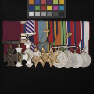 Distinguished Flying Cross & DFC