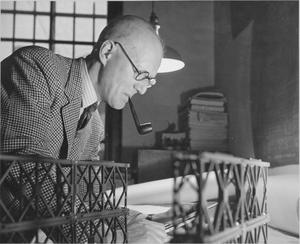D C BAILEY: DESIGNER OF THE BAILEY BRIDGE, UK, 1944