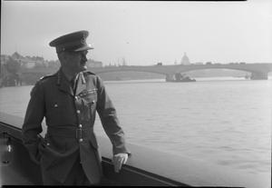 GENERAL SIR WILLIAM SLIM, LONDON, ENGLAND, UK, JUNE 1945