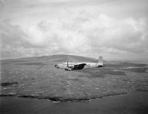 AIRCRAFT OF THE ROYAL AIR FORCE 1939-1945: VICKERS WARWICK.