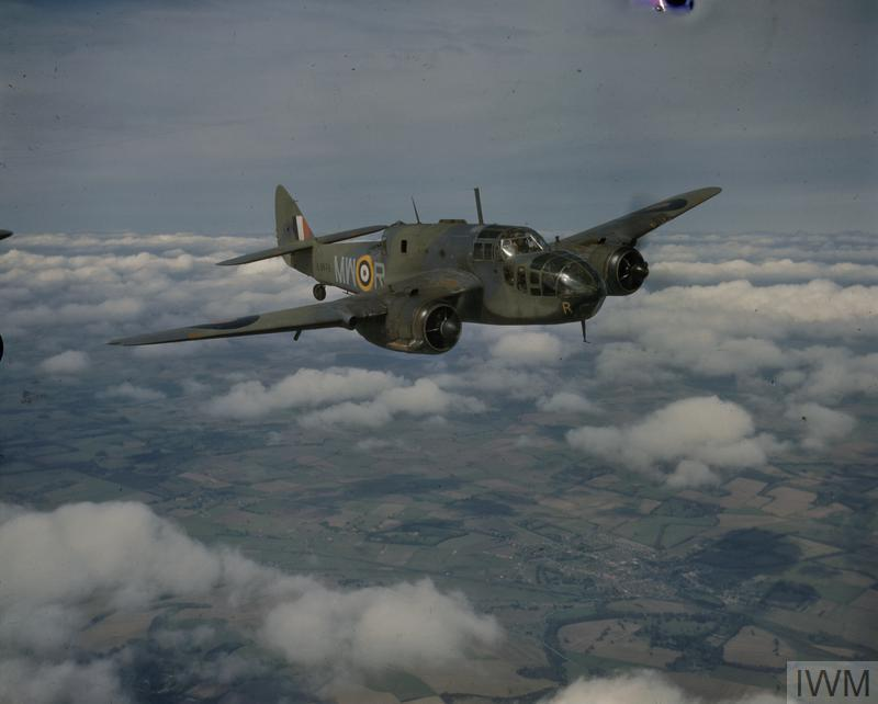 AIRCRAFT OF THE ROYAL AIR FORCE, 1939-1945: BRISTOL TYPE 152 BEAUFORT.