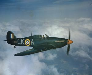 AIRCRAFT OF THE ROYAL AIR FORCE, 1939-1945: HAWKER HURRICANE.