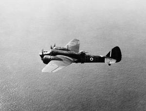 AIRCRAFT OF THE ROYAL AIR FORCE, 1939-1945: BRISTOL TYPE TYPE 149 BLENHEIM IV.